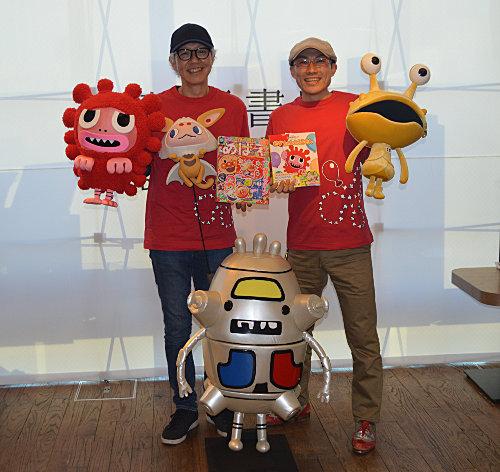 『KAIJU STEP』絵本「ピグちゃんのふうせん」出版記念イベント